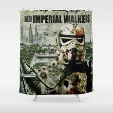 Imperial Walking Dead Shower Curtain