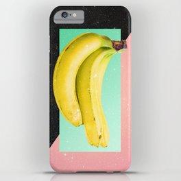Eat Banana iPhone Case