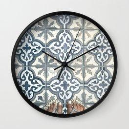 Art Beneath Our Feet - Toronto Wall Clock