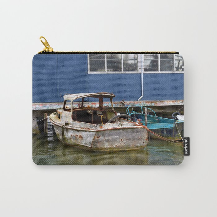 Still afloat Carry-All Pouch
