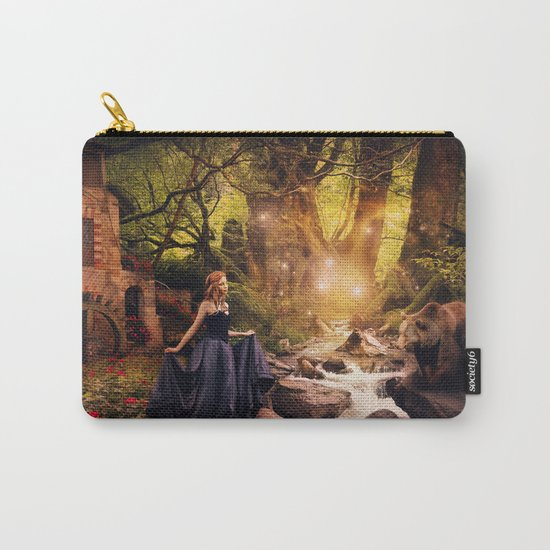 Masha and the Bear Carry-All Pouch
