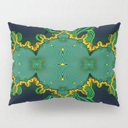 Emerald Art Pillow Sham