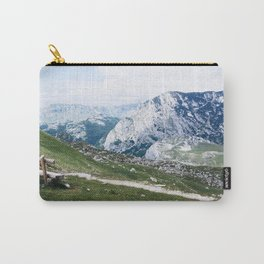 Viewpoint on a trail Carry-All Pouch
