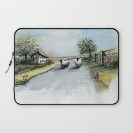 None Shall Pass Laptop Sleeve