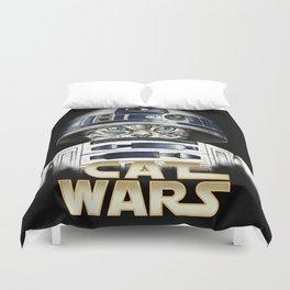 Cat R2 D2 Duvet Cover