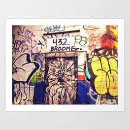 432 Broome Art Print