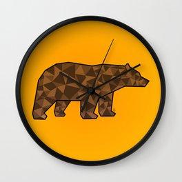 Baloo Honey Bear  Wall Clock