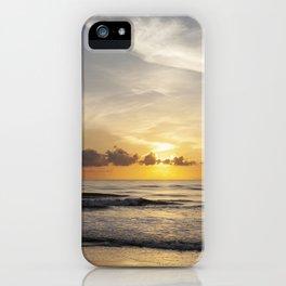 Sunrise over Water iPhone Case