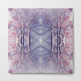 The Enchanted Forest No.3 Metal Print