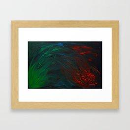 Fuse Framed Art Print