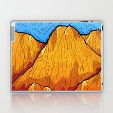 The sandy mountains Laptop & iPad Skin
