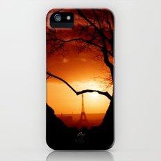 Sunset in Paris iPhone (5, 5s) Slim Case