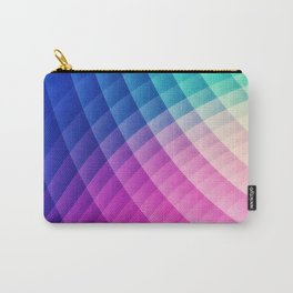 Abstract Colorful Art Pattern (LTBG - Low poly) - Texture aka. Spectrum Bomb! (Photoshop Colorpicker Carry-All Pouch