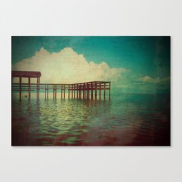 The Gulf Through My Eyes. 2007-2008 Canvas Print