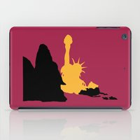 planet of the apes iPad Cases featuring Planet of the Apes by FilmsQuiz