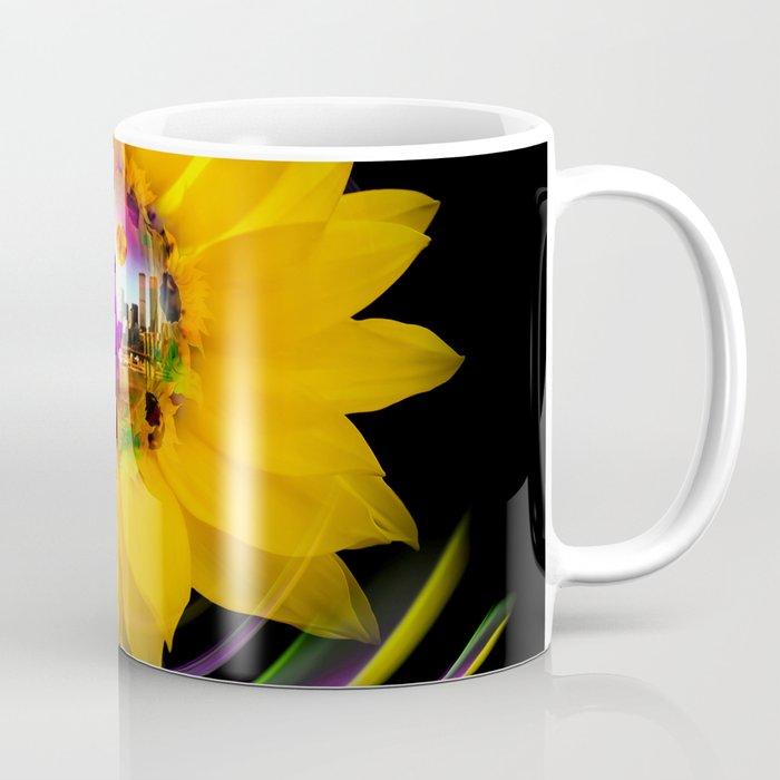 New York NYC - Statue of Liberty - sunrise Coffee Mug
