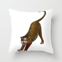 Streetch Throw Pillow