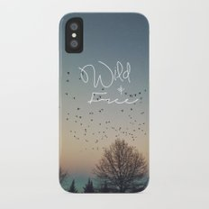 WildandFree iPhone X Slim Case