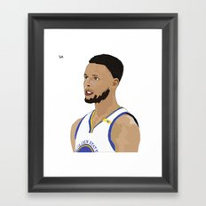 Curry Framed Art Print