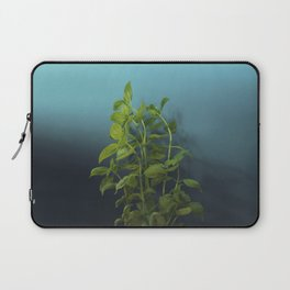 Shy and charming basil Laptop Sleeve