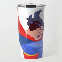 Lois&Clark Travel Mug