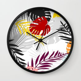 Naturshka 91 Wall Clock