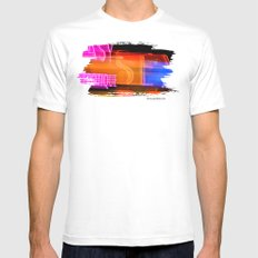 fastlove! Mens Fitted Tee White SMALL