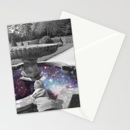 THE OBSERVERS Stationery Cards