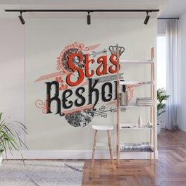 Stas Reskon - A Gathering Of Shadows Wall Mural
