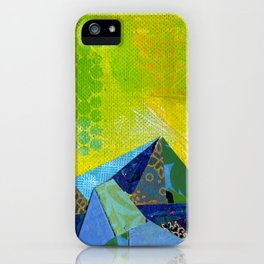 Love You to the Mountains and Back Collage iPhone Case