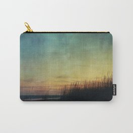 Floating in a Turquoise Sea Carry-All Pouch