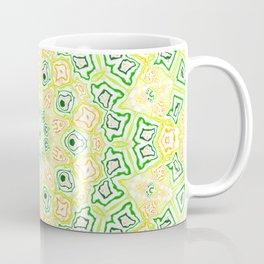 Citrus Kaleidoscope Coffee Mug