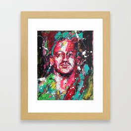 mack Framed Art Print
