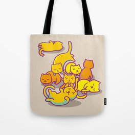 cats ! Tote Bag