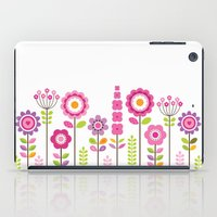 mod iPad Cases featuring MOD GARDEN by Daisy Beatrice