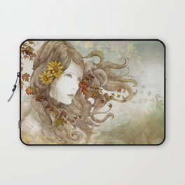 As Much as I Love Autumn Laptop Sleeve