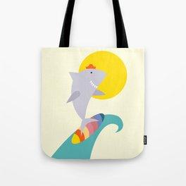 sea shark Tote Bag