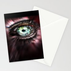 Eye from Above Stationery Cards