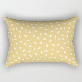 dots (11) Rectangular Pillow