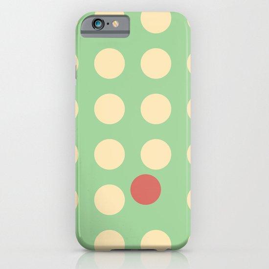 unanimity pattern iPhone & iPod Case