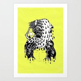 Monster II Art Print
