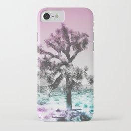 Joshua Tree - Ultraviolet iPhone Case