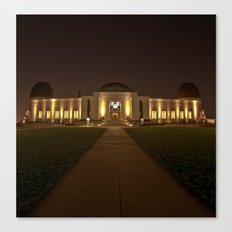 The Observatory!  Canvas Print