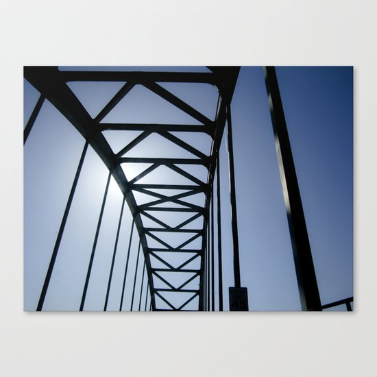 Which Way Do The Arrows Point Canvas Print