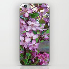 Profusion Crabapple 3 iPhone Skin