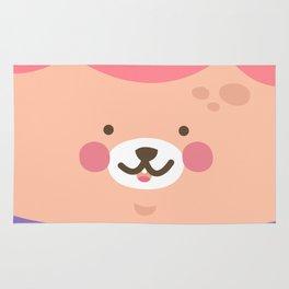 Bunny Smile Rug