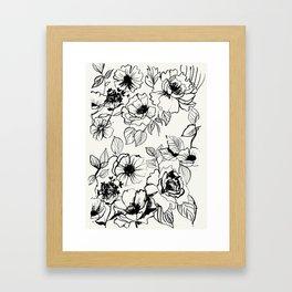 florid Framed Art Print