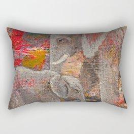 Family Bond Rectangular Pillow
