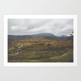 Tasmania | Cradle Mountain Art Print