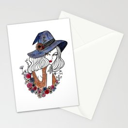 Summer Witch Stationery Cards